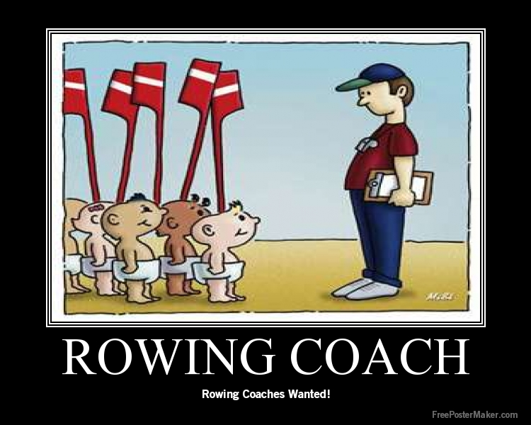 Now Hiring Rowing Coach